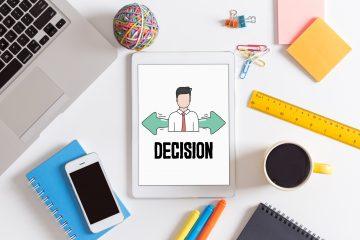 מתלבטים לגבי המשך דרככם המקצועית – הדרך להחלטה הנכונה ב 5 צעדים